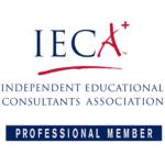 Independant Educational Consultants Association Professional Member logo